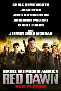 Red Dawn (2012) Technical Specifications