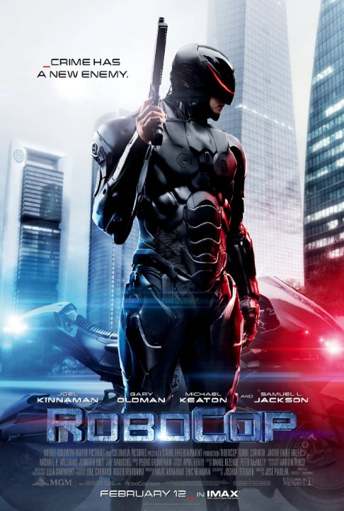 RoboCop (2014) Technical Specifications