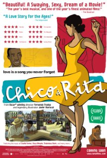 Chico & Rita Technical Specifications
