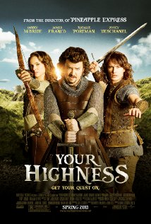 Your Highness (2011) Technical Specifications
