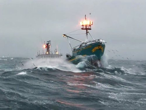 """Deadliest Catch"" Big Weather, Big Trouble Technical Specifications"