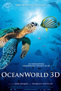 OceanWorld 3D Technical Specifications