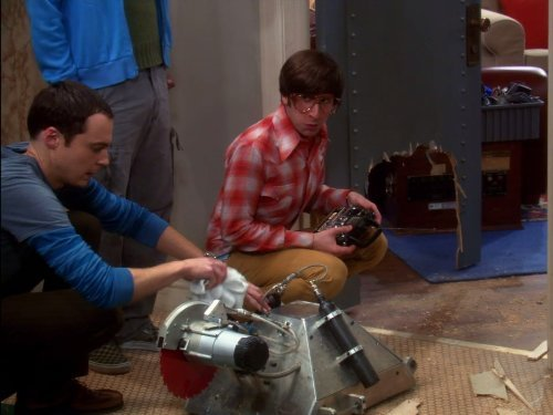 """The Big Bang Theory"" The Killer Robot Instability Technical Specifications"