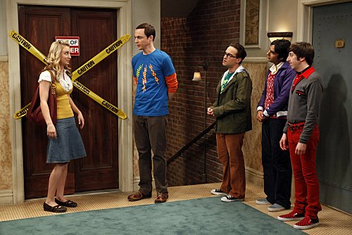 """The Big Bang Theory"" The Hofstadter Isotope 