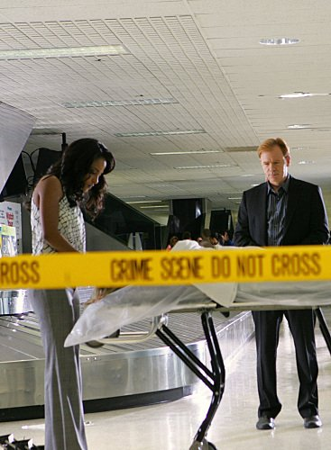 """CSI: Miami"" Flight Risk 