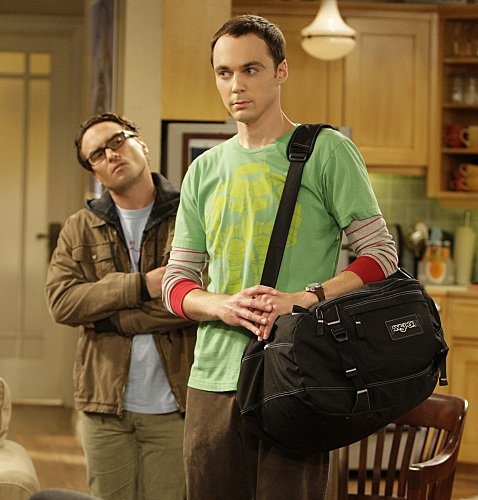 """The Big Bang Theory"" The Bad Fish Paradigm Technical Specifications"