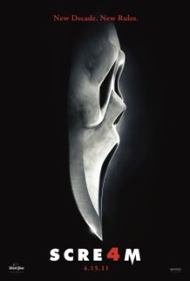 Scream 4 Technical Specifications