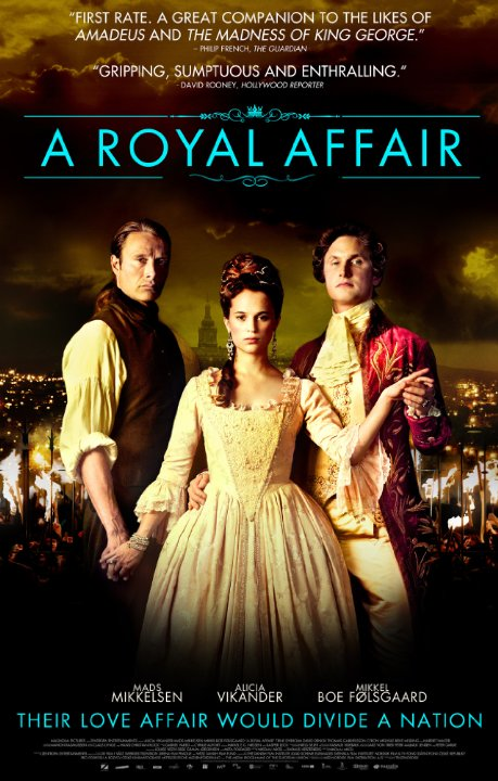 A Royal Affair Technical Specifications
