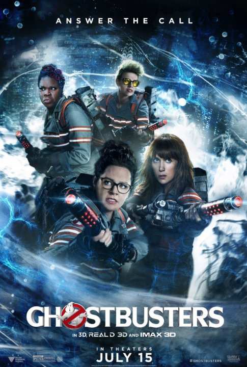 Ghostbusters (2016) Technical Specifications