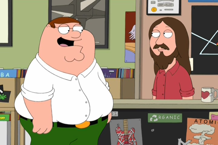 Family Guy I Dream Of Jesus 2008 Technical Specifications Shotonwhat Originally from chicago, borstein now lives in los angeles with her big husband and little dog. shotonwhat