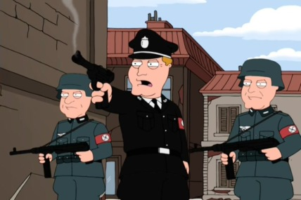 """Family Guy"" Road to Germany Technical Specifications"