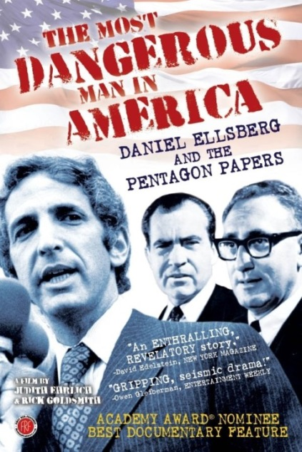 The Most Dangerous Man in America: Daniel Ellsberg and the Pentagon Papers | ShotOnWhat?