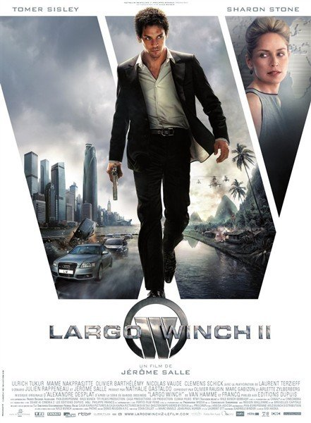 Largo Winch II | ShotOnWhat?