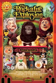 The Rock-afire Explosion Technical Specifications