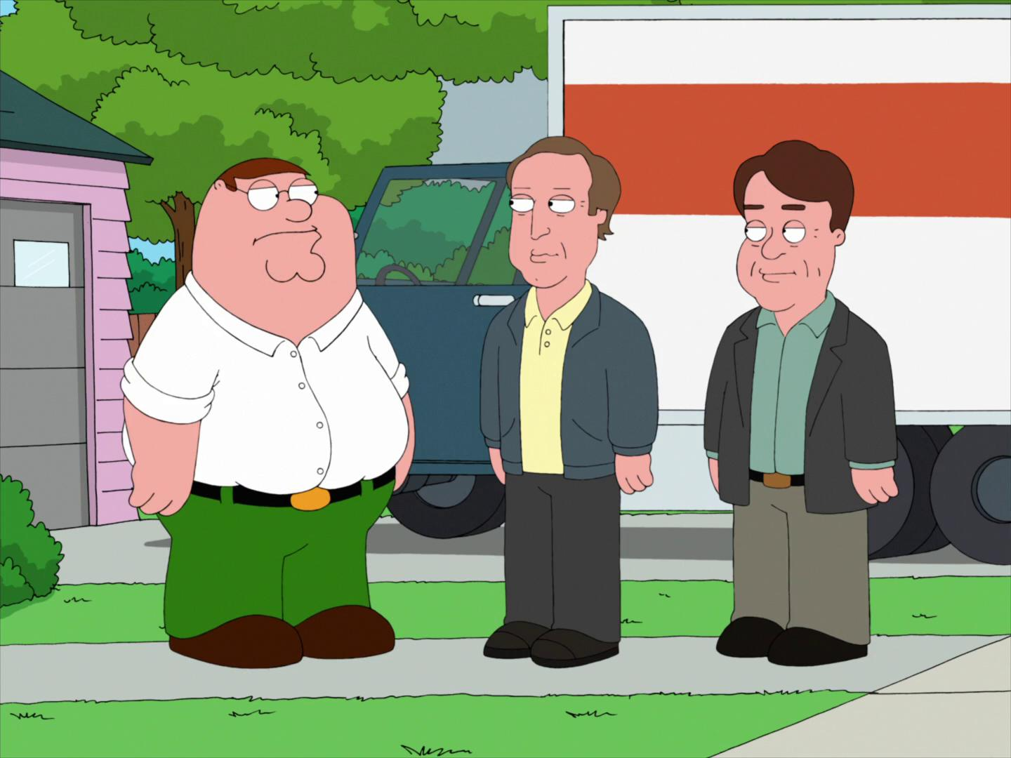 """Family Guy"" Spies Reminiscent of Us"