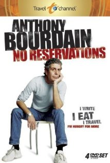 """Anthony Bourdain: No Reservations"" At the Table with Anthony Bourdain Technical Specifications"