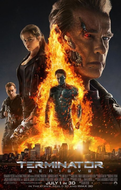 Terminator Genisys Technical Specifications
