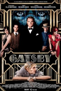 The Great Gatsby Technical Specifications