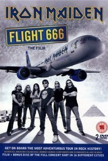 Iron Maiden: Flight 666 Technical Specifications