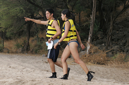 """The Amazing Race"" This Is How You Lose a Million Dollars Technical Specifications"