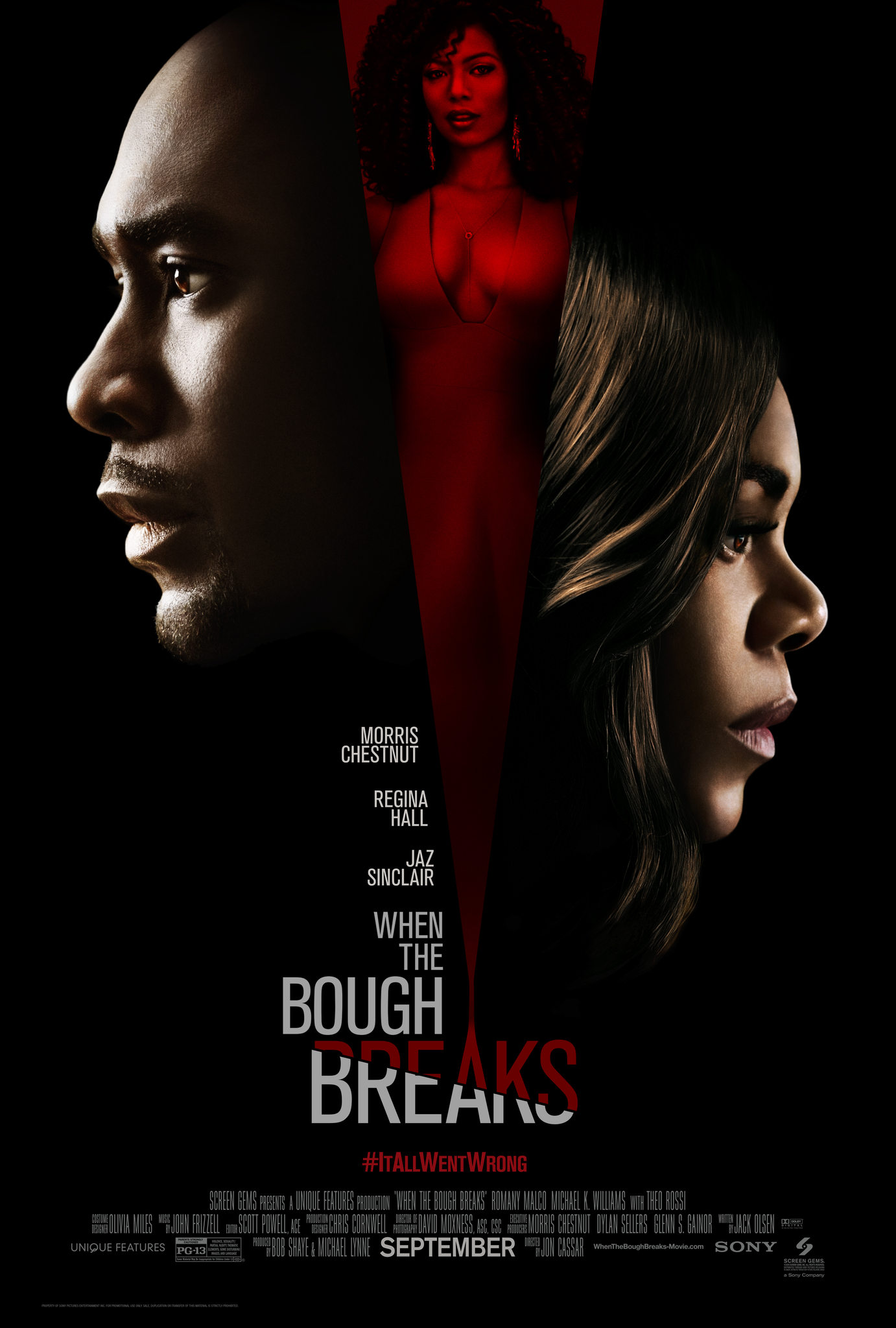 When the Bough Breaks (2016) Technical Specifications