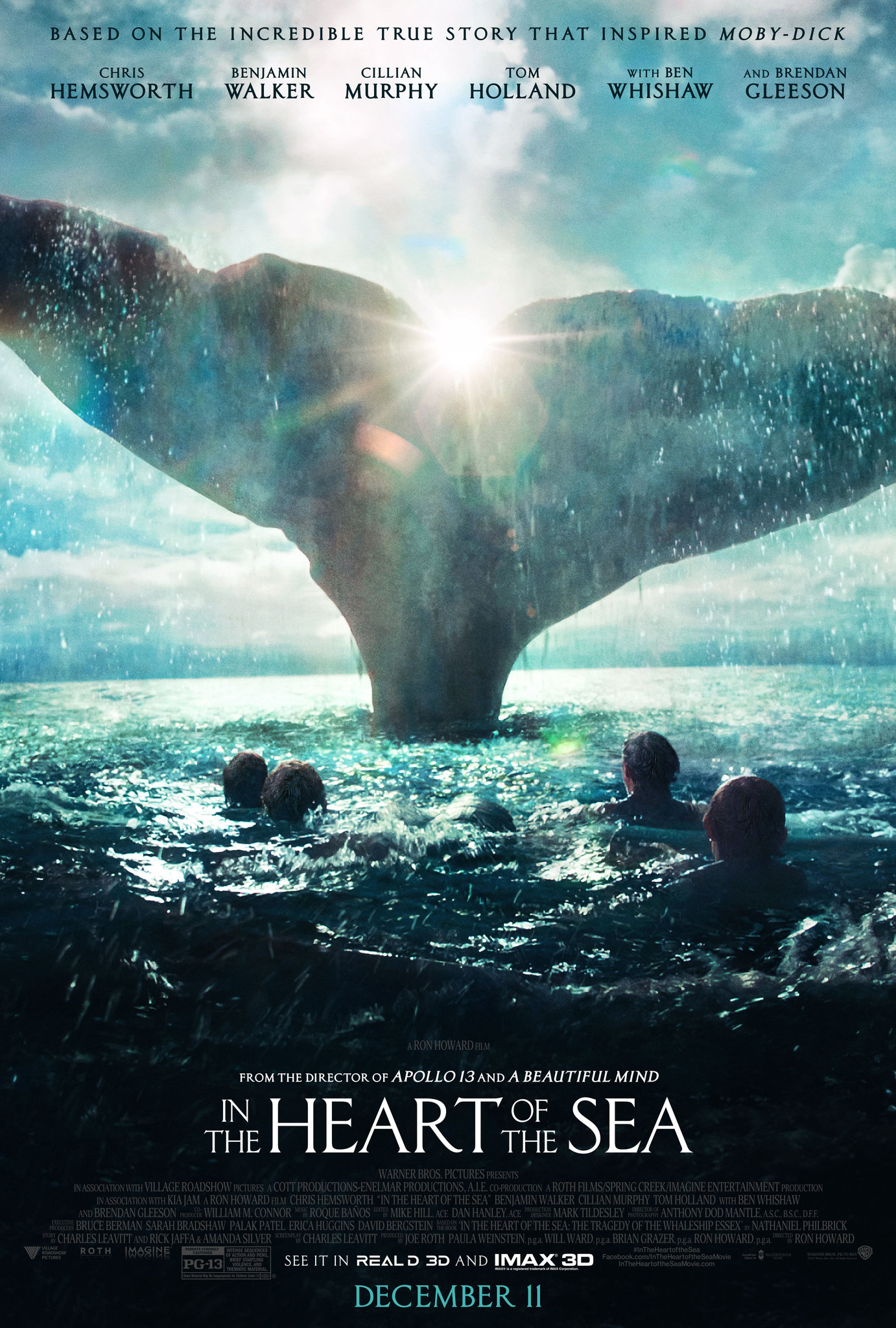 In the Heart of the Sea (2015) Technical Specifications