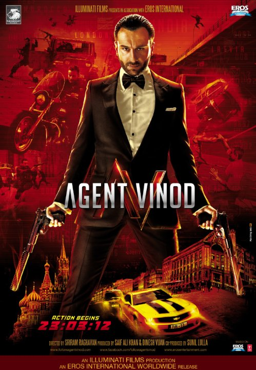 Agent Vinod Technical Specifications