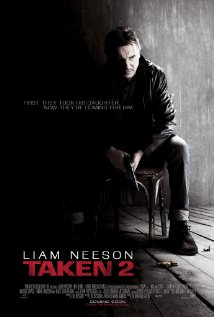 Taken 2 (2012) Technical Specifications