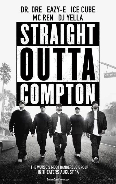 Straight Outta Compton (2015) Technical Specifications