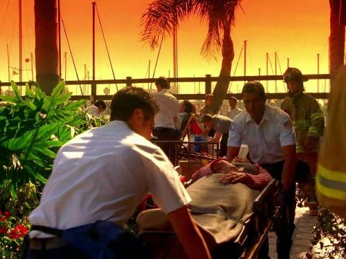 """CSI: Miami"" Collateral Damage Technical Specifications"