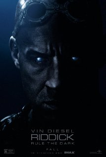 Riddick (2013) Technical Specifications