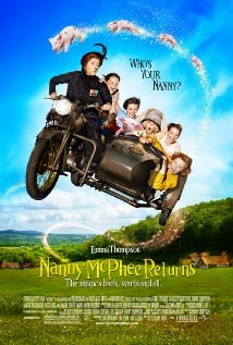 Nanny McPhee Returns Technical Specifications