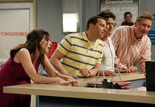 """Two and a Half Men"" Baseball Was Better with Steroids Technical Specifications"