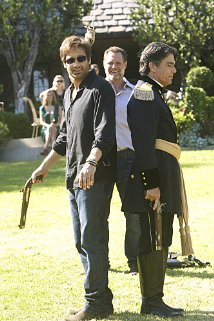 """Californication"" Comings and Goings 