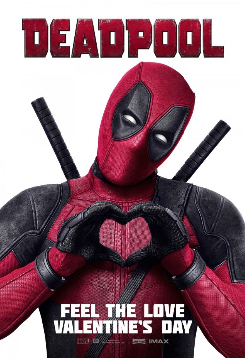 Deadpool (2016) Technical Specifications