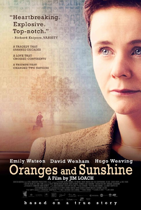 Oranges and Sunshine (2010) Technical Specifications