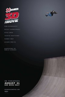 X Games 3D: The Movie Technical Specifications