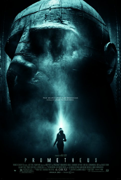 Prometheus (2012) Technical Specifications