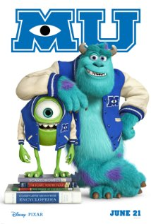 Monsters University | ShotOnWhat?