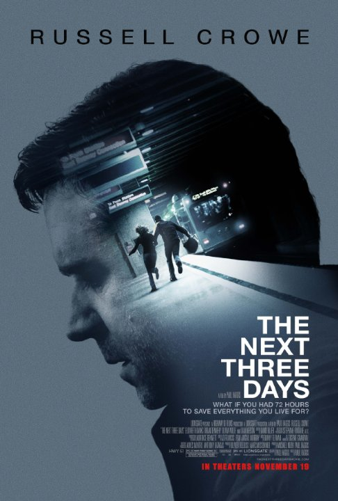 The Next Three Days (2010) Technical Specifications