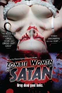 Zombie Women of Satan Technical Specifications