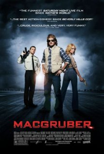 MacGruber Technical Specifications
