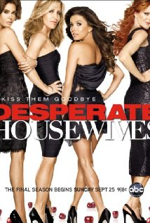 """Desperate Housewives"" Being Alive 