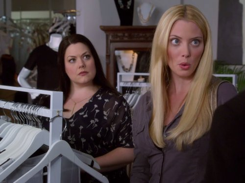 """Drop Dead Diva"" The Dress 