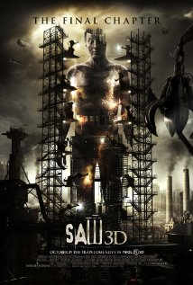 Saw 3D: The Final Chapter | ShotOnWhat?