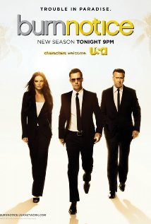 """Burn Notice"" Partners in Crime 