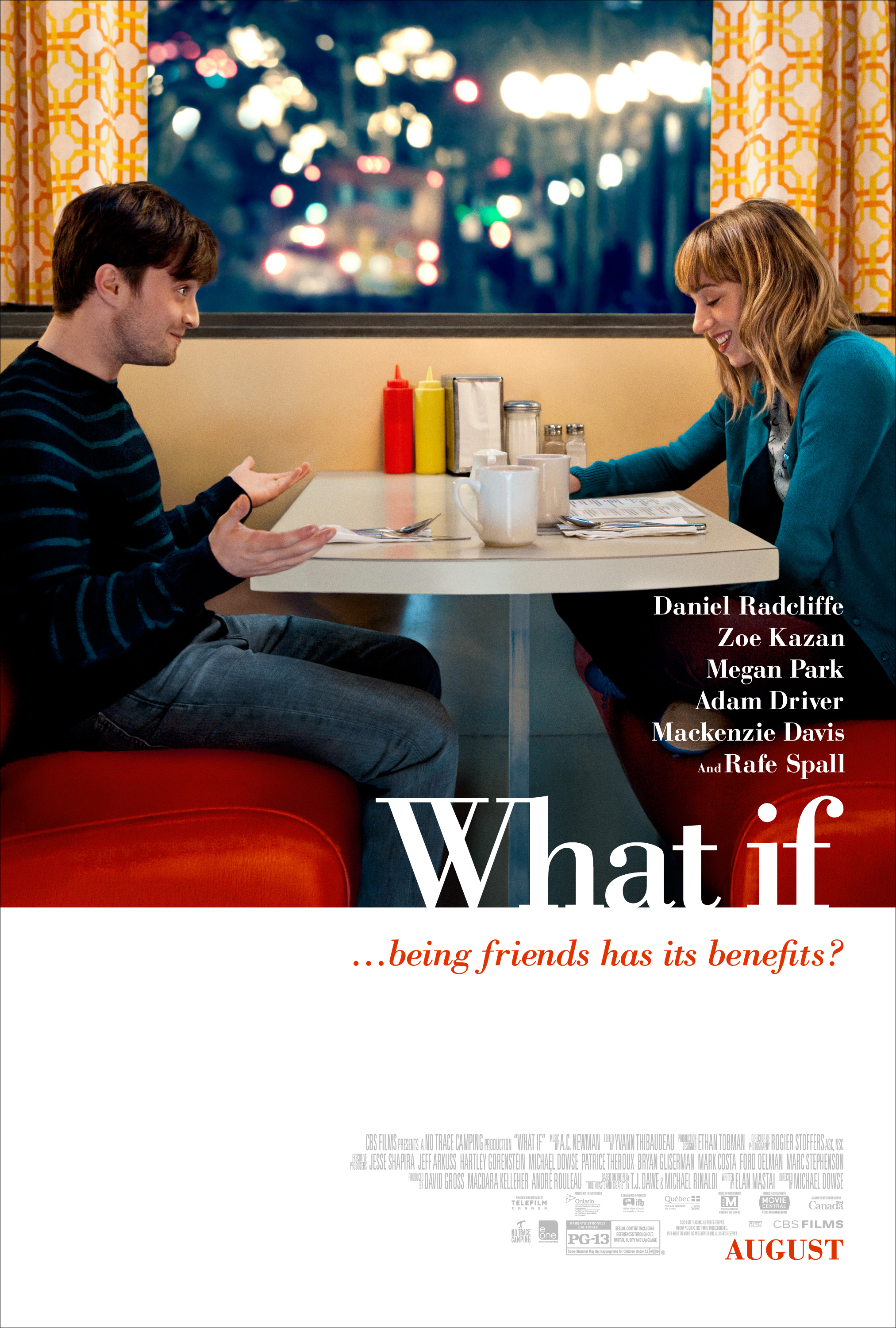 What If (2013) Technical Specifications