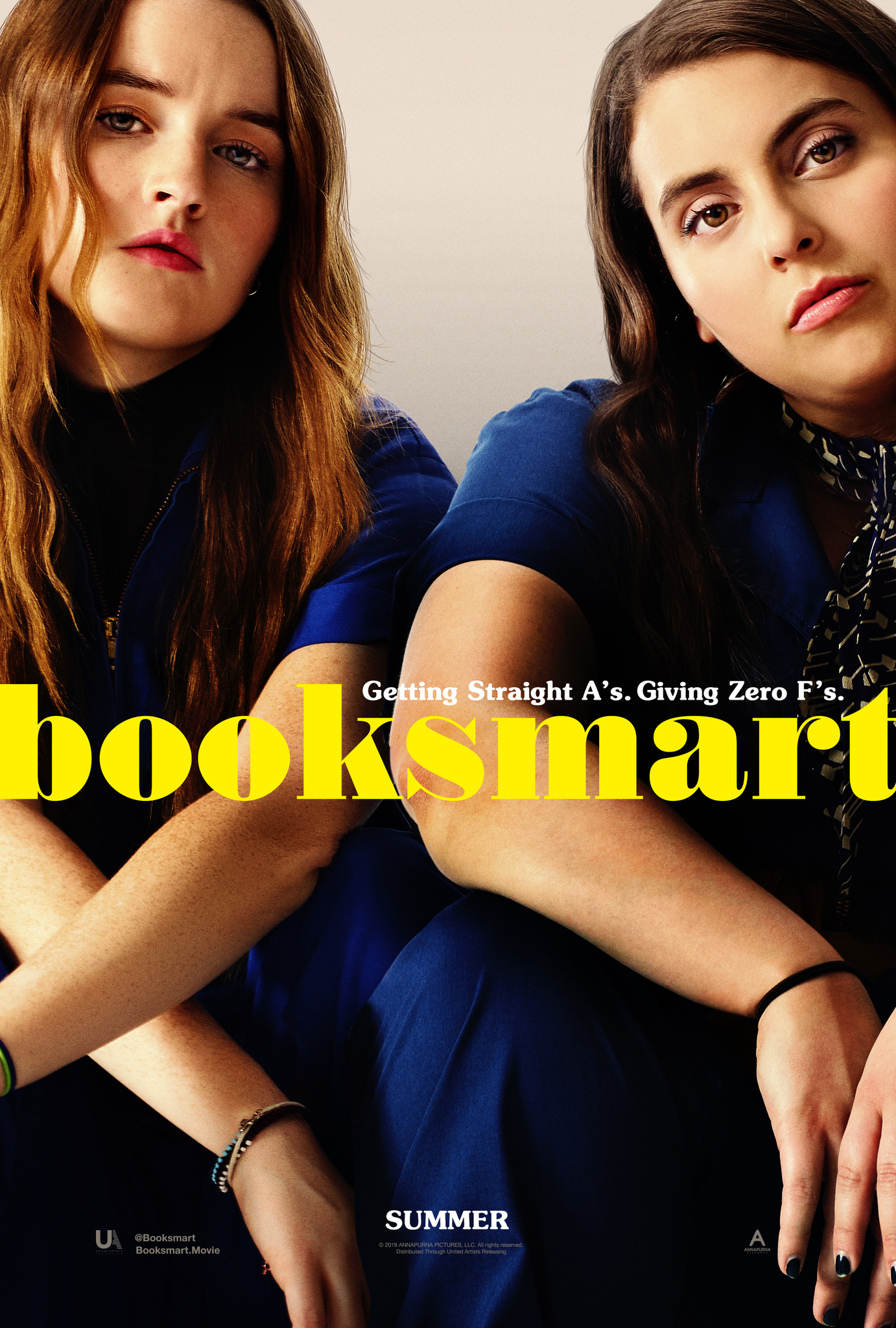 Booksmart (2019)  Technical Specifications