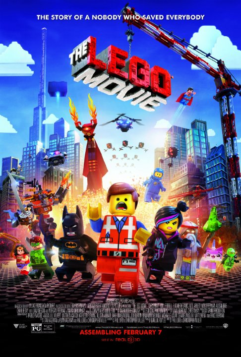The Lego Movie Technical Specifications