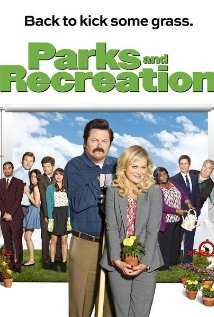 """Parks and Recreation"" The Stakeout 